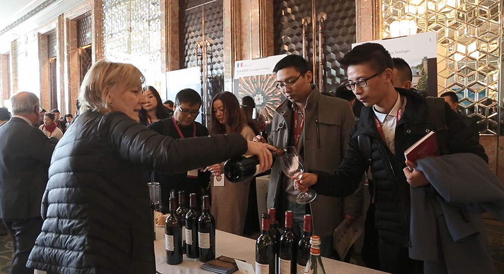 Highlight video of the Decanter Shanghai Fine Wine Encouonter 2015